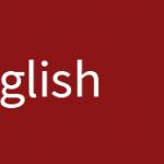 Kako dobro pa vi znate angleško?