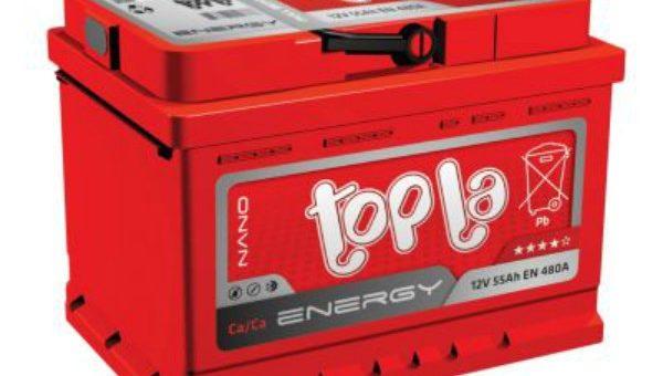 Akumulator Topla