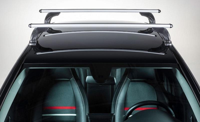 Strešni nosilci za avto podpirajo vso težo opreme na strehi avtomobila