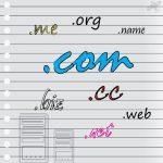 Registracija domene za našo spletno stran